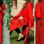 Latest Spring Fall Dresses 2013 by Vivante 006