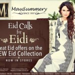 Mausummery Eid ul Adha New Dress Collection 2013 For Women (2)