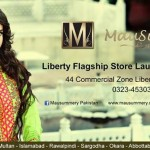 Mausummery Eid ul Adha New Dress Collection 2013 For Women (3)