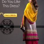 Mosaic By Sundus Bridal Wear Dresses Collection 2013 For Women 002