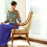 Muse Fashion New Party Wear Dresses Collection 2013 001