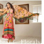 Pehnawa Mid-Summer Fall Dresses 2013 By ZS Textiles 003