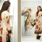 Pehnawa Mid-Summer Fall Dresses 2013 By ZS Textiles 006