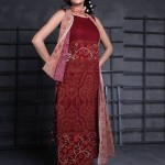 Popular Lawn Collection 2013 For Women 00141