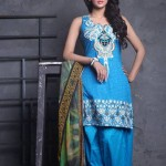 Popular Lawn Collection 2013 For Women 002