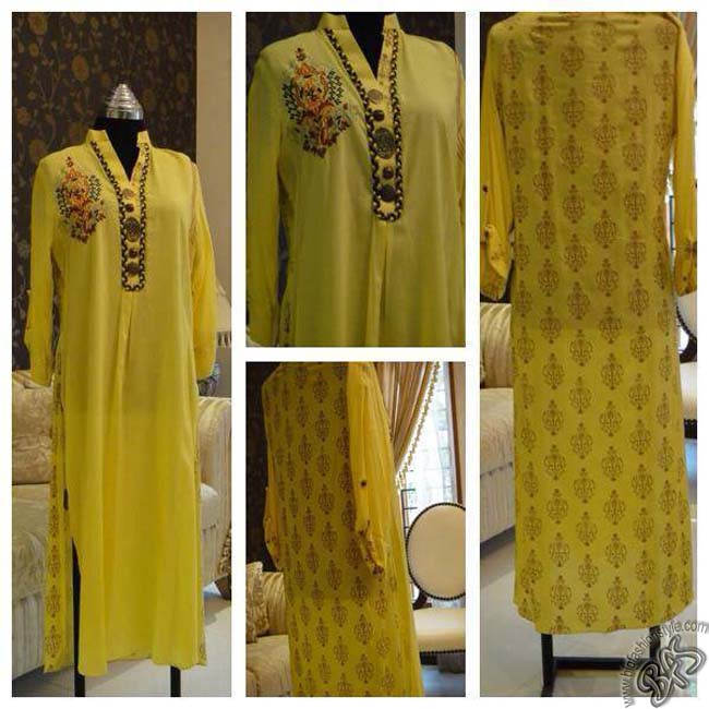 Pret a Porter New Spring Kurta Collection 2013 006