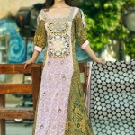 Reeva Designer Embroidered Dresses Collection 2013 by Shariq 004