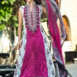 Reeva Designer Embroidered Latest Collection 2013 by Shariq Textiles 004