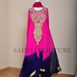 Saheli Couture Semi Formal Embroidered fall 2013 002