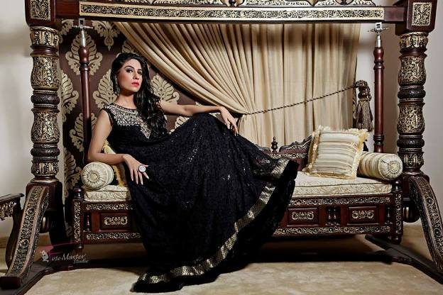Samreen Haider Fall Eid Dress New Collection 2013 For Women (3)