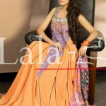 Sana & Samia Mid Summer Collection 2013 For Women by Lala 004
