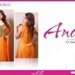 Silkasia Andaz Party Wear Dress Collection 2013 003