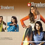 Strawberry Chiffon Collection 2013 For Women 001