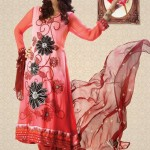 Strawberry Chiffon Collection 2013 For Women 002