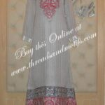 Threads And Motifs Formal Wear Latest Dresses 2013 001