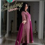 Winter Fall Party Wear Dresses Collection 2013 by Shades By Afshan 005