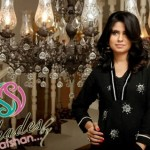 Winter Fall Party Wear Dresses Collection 2013 by Shades By Afshan 008