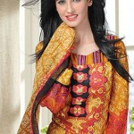 Aalishan Chiffon Lawn Collection 2013 by Dawood Textiles 004