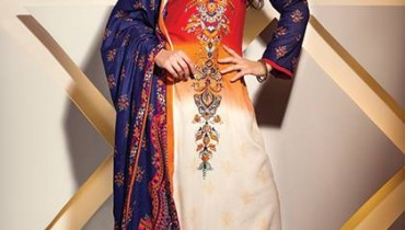 Al Karam Fall Eid ul Azha Latest Dresses Collection 2013 001