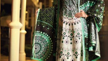 Al Karam Latest Winter Collection 2013 001