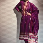Al Karam Winter Hues Latest Collection 2013 002