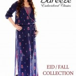 Bareeze Eid Winter Fall Embroidered Classic Collection 2013 2