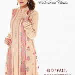 Bareeze Eid Winter Fall Embroidered Classic Collection 2013 3