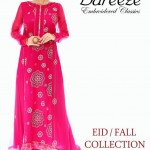 Bareeze Eid Winter Fall Embroidered Classic Collection 2013 4