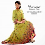 Bareeze Eid Winter Fall Embroidered Classic Collection 2013 5