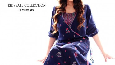 Bareeze Eid Winter Fall Embroidered Collection 2013 006