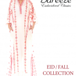 Bareeze Eid Winter Latest Fall Embroidered Collection 2013 002