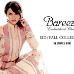 Bareeze Eid Winter Latest Fall Embroidered Collection 2013 003