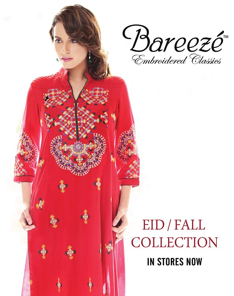 Bareeze eid ul Adha Dress New Collection 2013-2014 For Women (1)