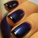 Beautiful Nail Art Designs 2013 for Collage Girls 001