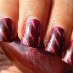 Beautiful Nail Art Designs 2013 for Collage Girls 003