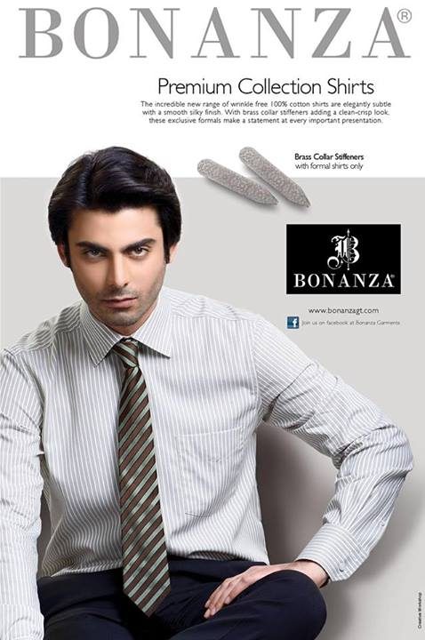 Bonanza Shirts Winter Collection 2013 For Men 008