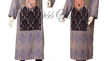 Cross Stitch Cotton Jacquard Dresses Collection 2013 001