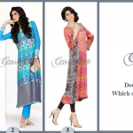 Cross Stitch Cotton Jacquard Dresses Collection 2013 003