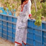 Cut and Kurtis Eid-ul-Adha collection 2013 for Women 1