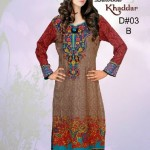 Dawood Khaddar Collection For Eid festival 2013 For Womens 1