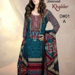 Dawood Khaddar Collection For Eid festival 2013 For Womens 4