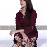 Dot Five Winter Latest Dresses Collection 2013 002