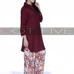 Dot Five Winter Latest Dresses Collection 2013 004