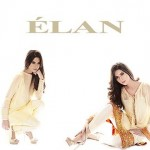 Elan Fashion Winter Dresses Collection 2013 For Ladies 1