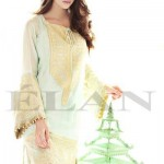 Elan Fashion Winter Dresses Collection 2013 For Ladies