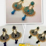 Elegant Artificial Jewellery Formal wear Collection 2013 For Girls 3