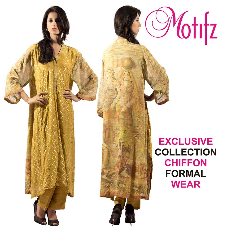 Exclusive Casual Wear Collection 2013 by Motifz 005