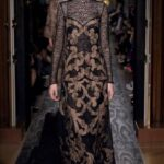 Fancy Party Wear Outfits Collection 2013 By Valentino 4