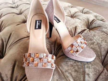 Farah & Fatima fall Shoes collection 2013 volume 2 for Women