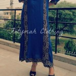 Fatymah Stylish Eid Party Wear Dresses 2013-2014 For Ladies (1)